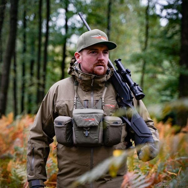 Driven hunting with the Z8i 0.75-6x20 H/ - About the author and hunter: Stefaan Rotthier