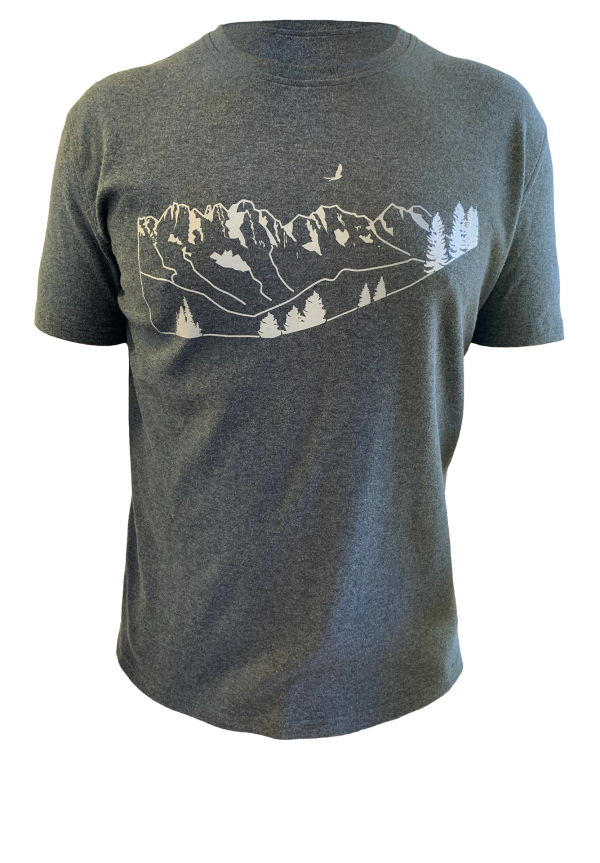 Swarovski Optik Gear Vista T-Shirt Grey