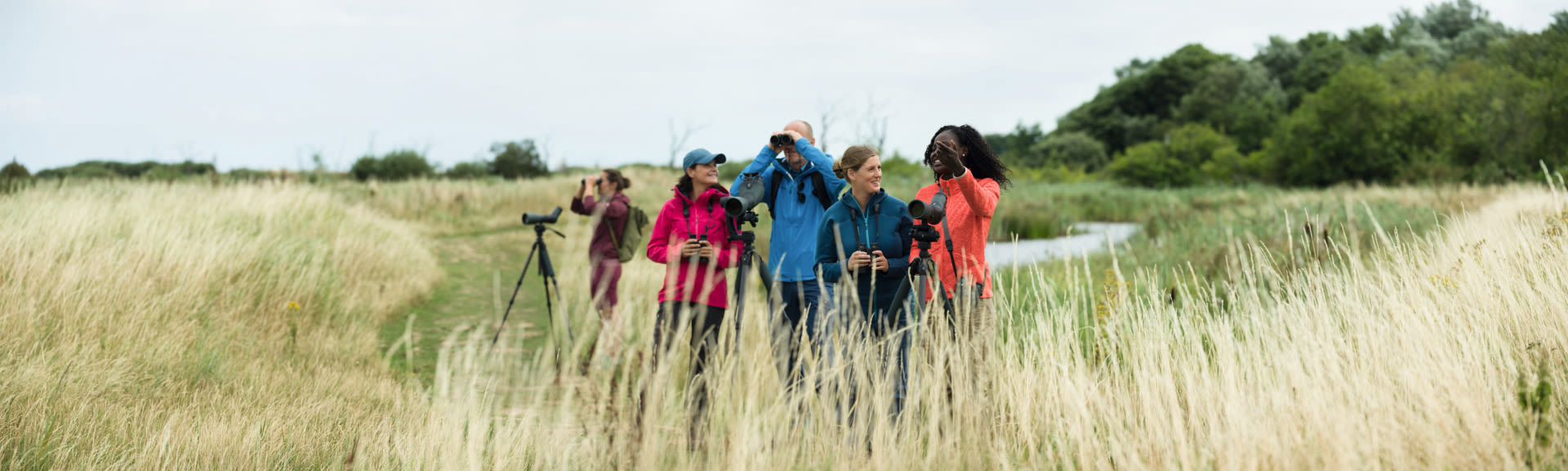 Tripods, BTX, ATX 85, ATX 65, EL 42, EL 50, CL Companion Social Birder, Titchwell Birding Shooting