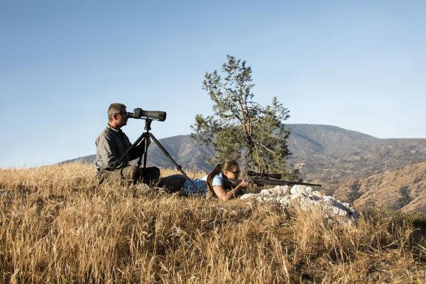 X5i STR two hunters in landscape ID 705116