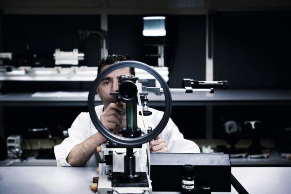 Swarovski Optik Production