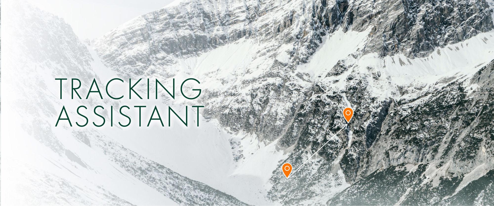EL Range TA Tracking Assistant Sujet, Halltal with Headline