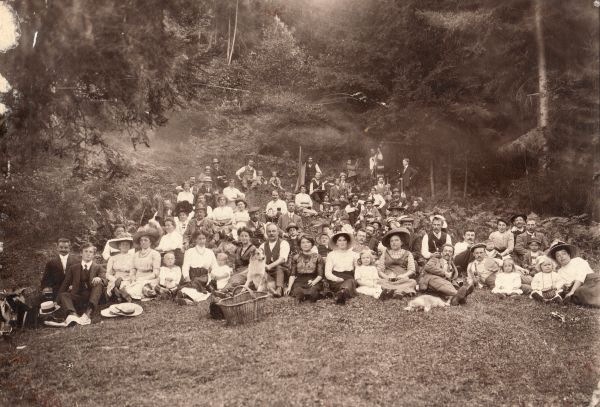 Swarovski Employee Picnic 1913