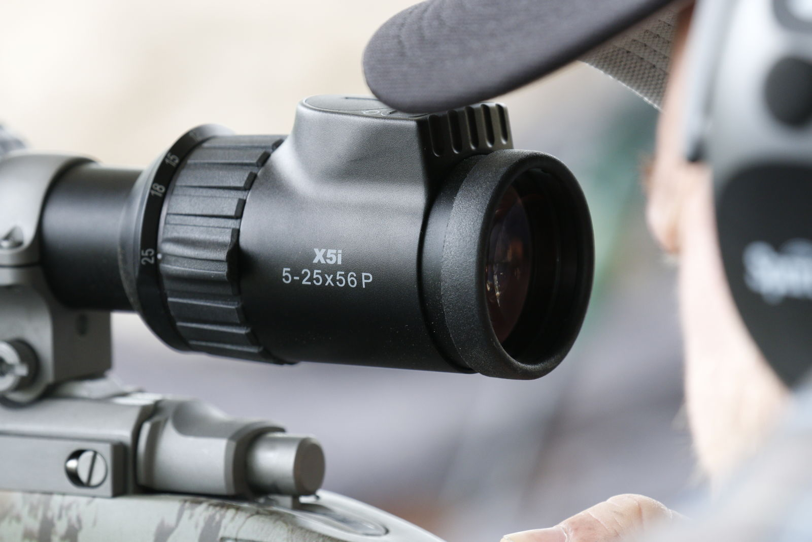 """The difference between """"call the taxidermist"""" and """"maybe next year"""" - SWAROVSKI OPTIK X5i"""