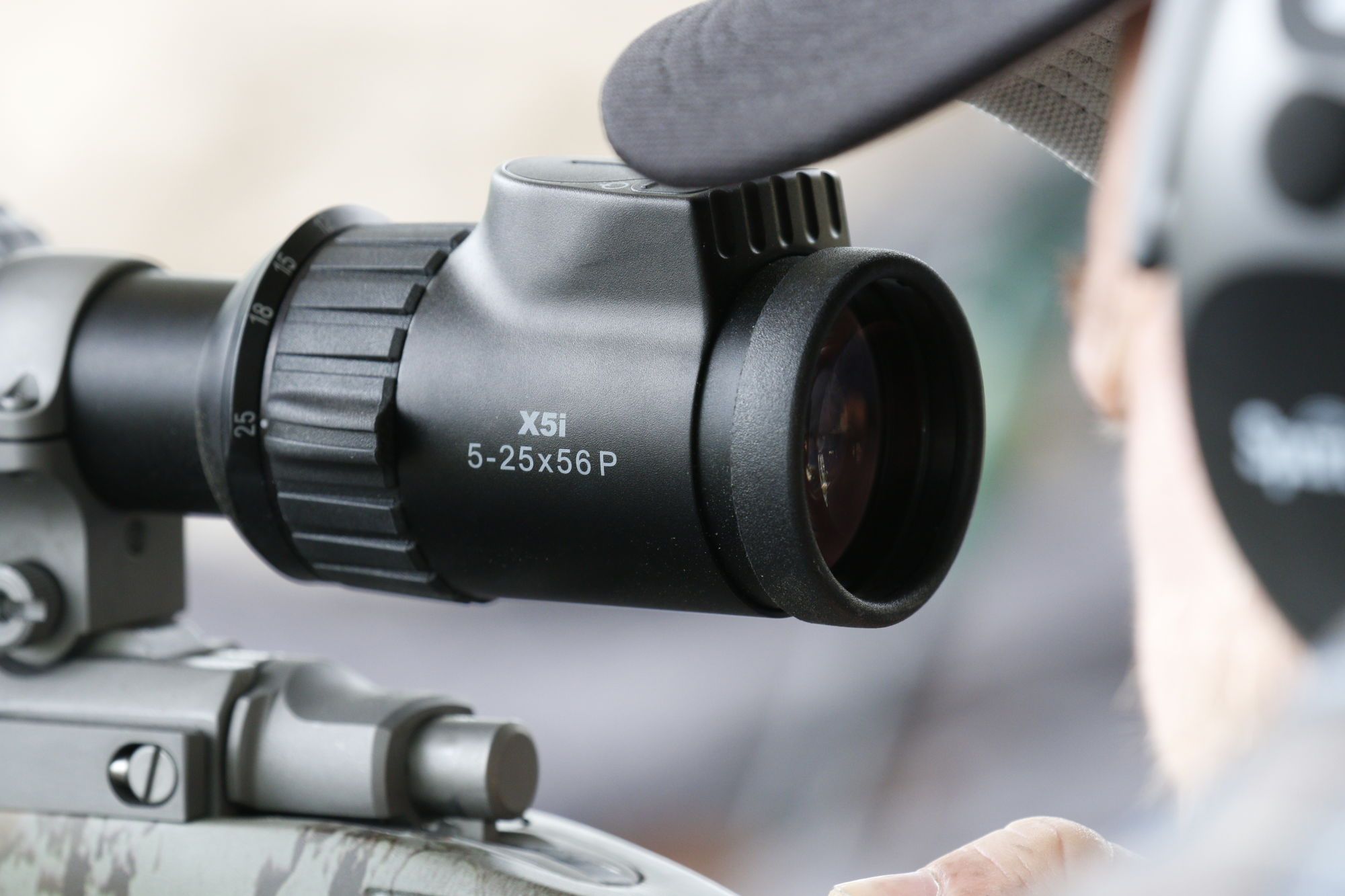 "The difference between ""call the taxidermist"" and ""maybe next year"" - SWAROVSKI OPTIK X5i"