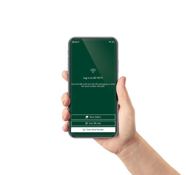 Smart innovations – apps unlock the dG's full potential - SWAROVSKI OPTIK dG App