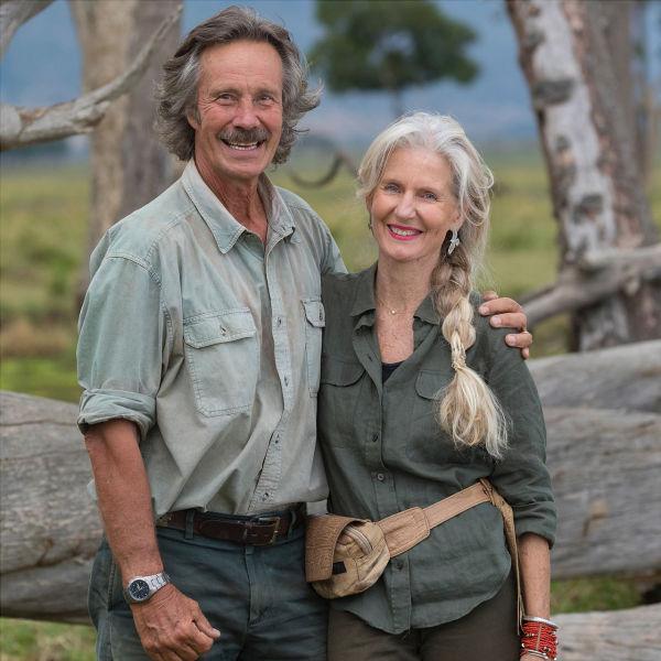 Jonathan and Angela Scott