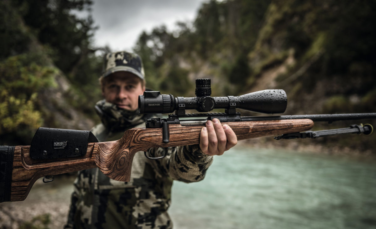Uncompromising precision for long range hunting: X5i ID:1229917