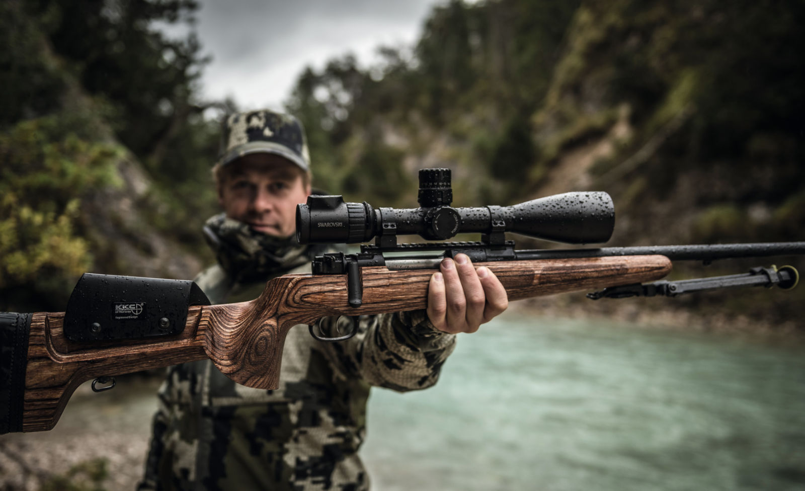 Uncompromising precision for long range hunting: the new metric version of the X5i rifle scope Swarovski Optik X5i MRAD