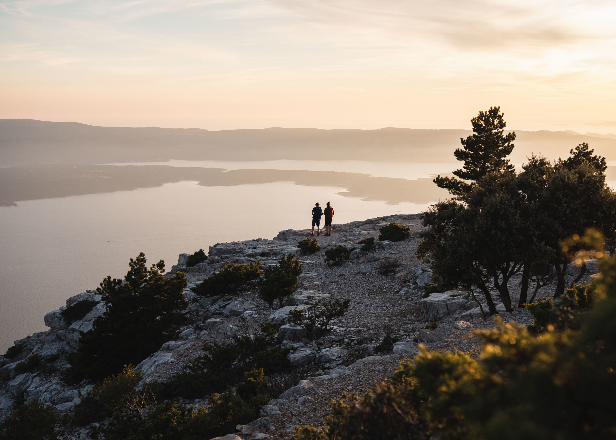 The island of Brač, Croatia
