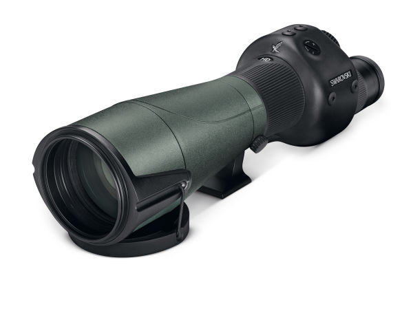Using the high magnification of the STR 80 spotting scope with reticle, you can confidently identify where you need to adjust the impact point and make the appropriate adjustment on the rifle scope.