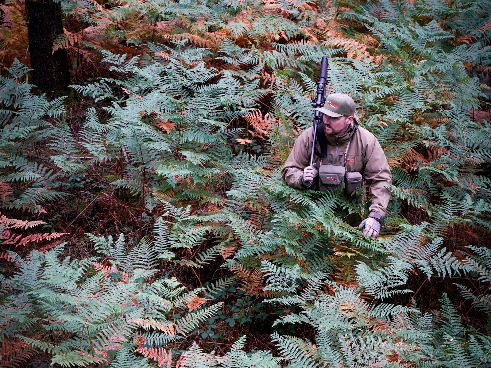 !!! Focussing on: Stefaan Rotthier, Belgian hunter H/