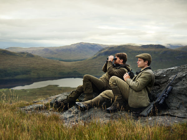 Isle of Mull – the ultimate challenge for hunters dS ID:1268009