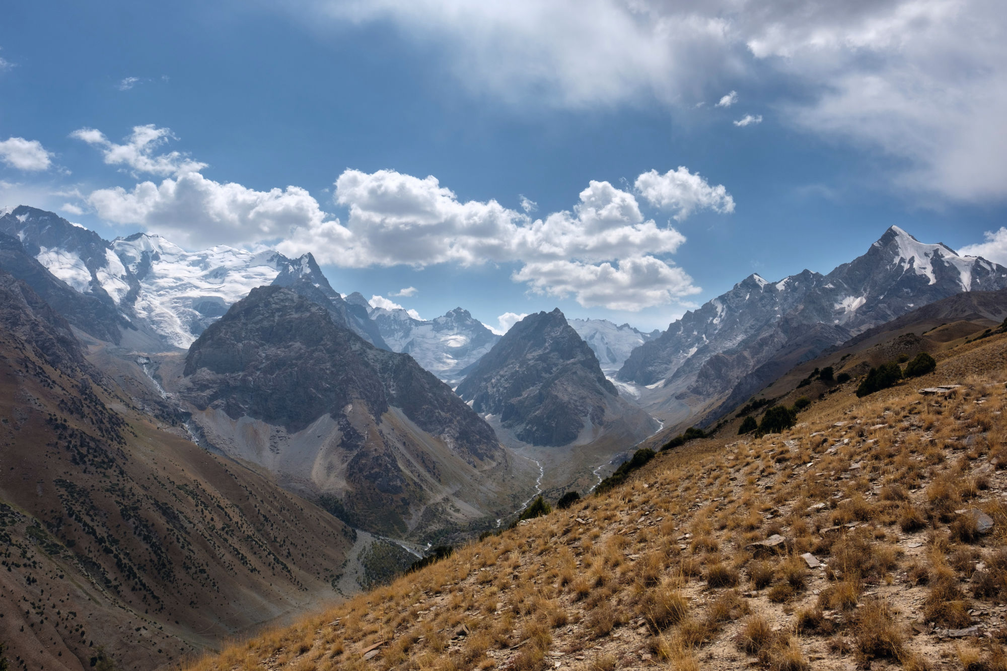 Swarovski Optik New perspectives – Tajikistan mountain landscape nature conservation