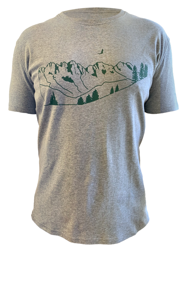 Swarovski Optik Gear Vista T-Shirt light grey