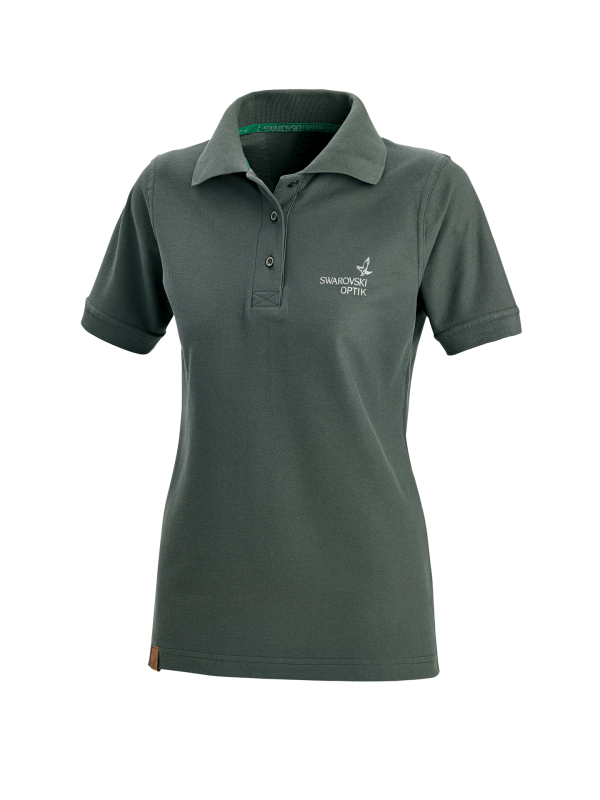 Swarovski Optik Gear Woman Polo shirt