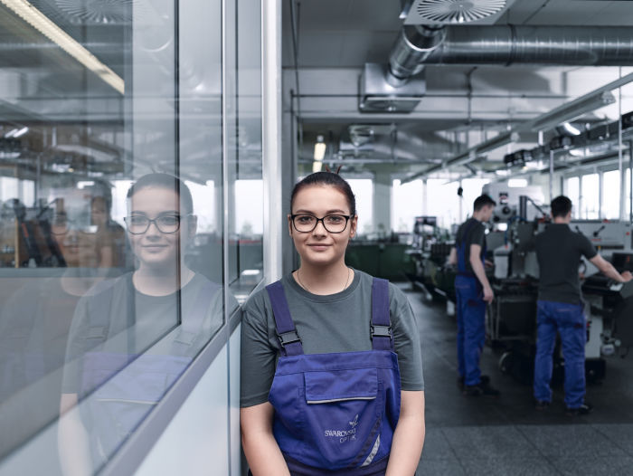 Apprenticeships girl