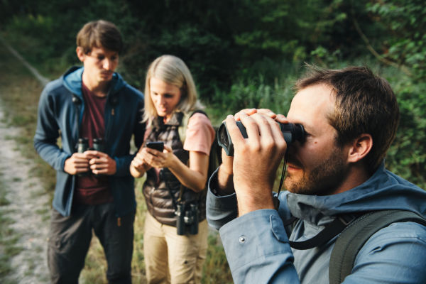 The fun of exploration – how the SWAROVSKI OPTIK dG turns everyone into a wildlife expert - Imagine you could see the world through their eyes. Wouldn't it be wonderful to see exactly what they are seeing?