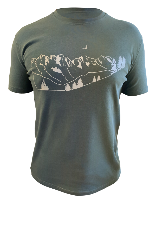 Swarovski Optik Gear Vista T-Shirt Green