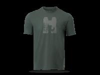 K21 TSD T-Shirt Deer m green front Web RGB