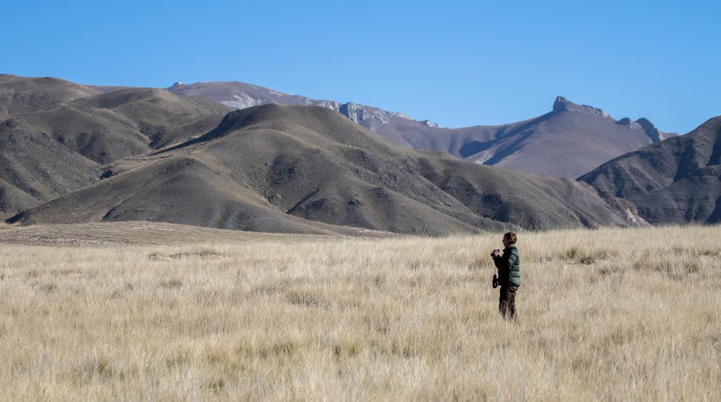 Rick Bateman The Freedom to experience more Swarovski Optik Binoculars landscape dessert