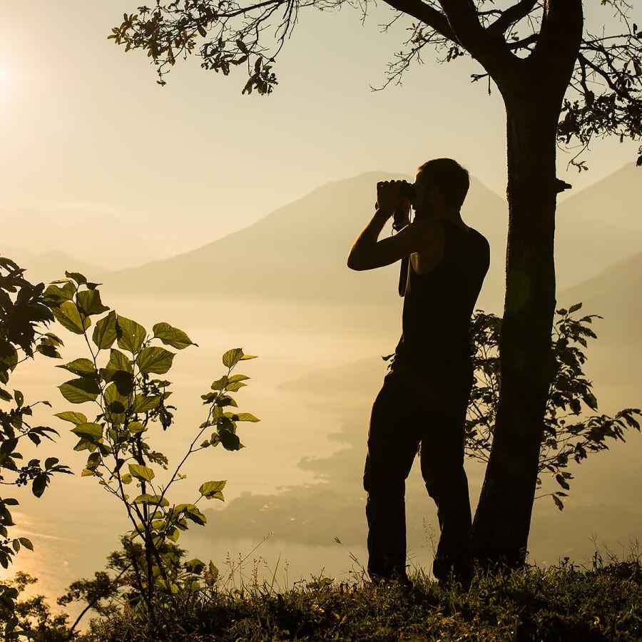 #gobirdingvlog Episode 5: Guatemala - Leander Khil SWAROVSKI OPTIK EL binoculars