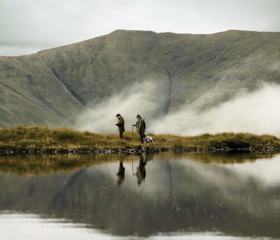 Isle of Mull – the ultimate challenge for hunters dS ID:1268010