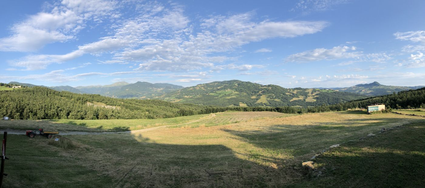 Campex Valley - Casellacce - Panorama
