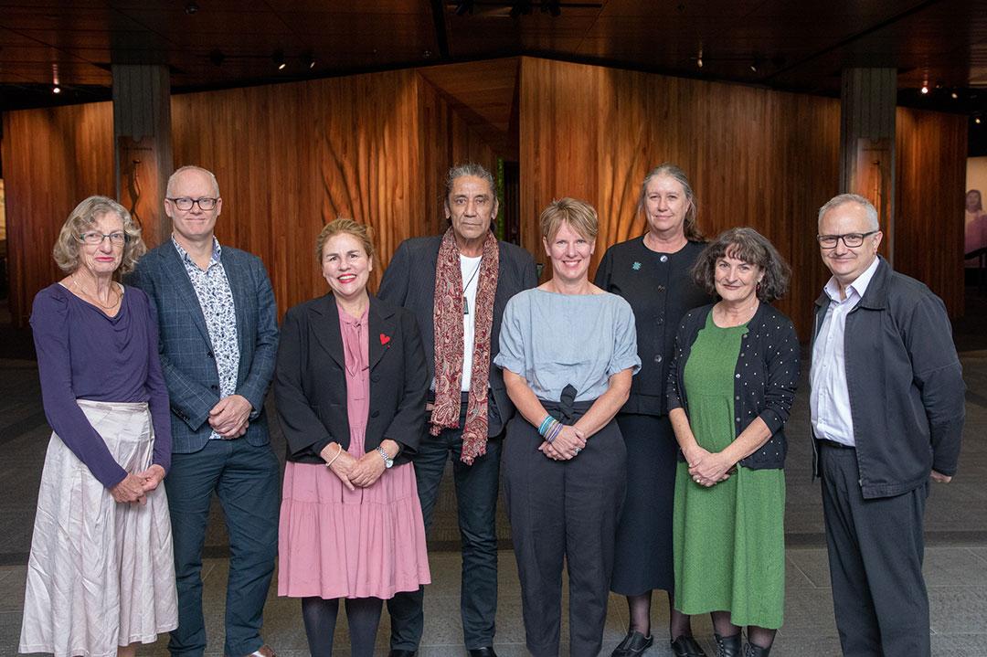 The inaugural Te Awhi Rito, Ben Brown, with Te Awhi Rito Partners Group