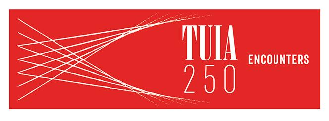 Logo for Tuia Encounters 250.