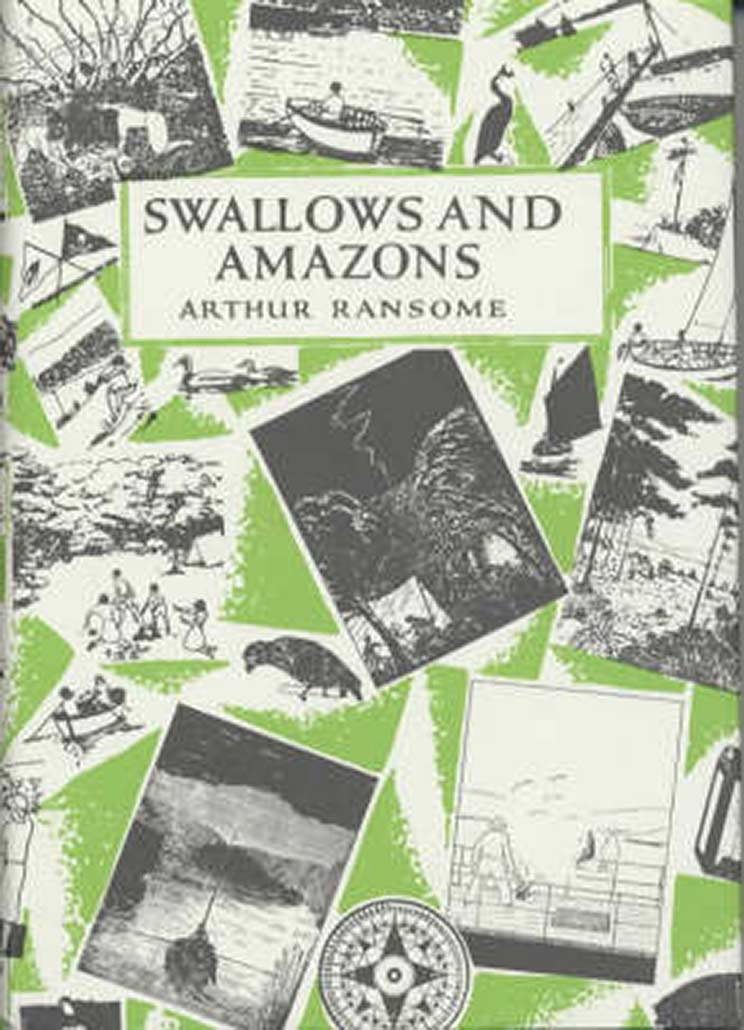 Swallows Amazons, Arthur Ransome