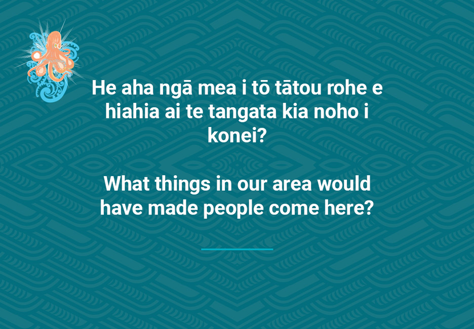 What things in our area would have made people come here?  [What made people come here](/files/schools/hm73-what-made-people-come-here-english.mp3)