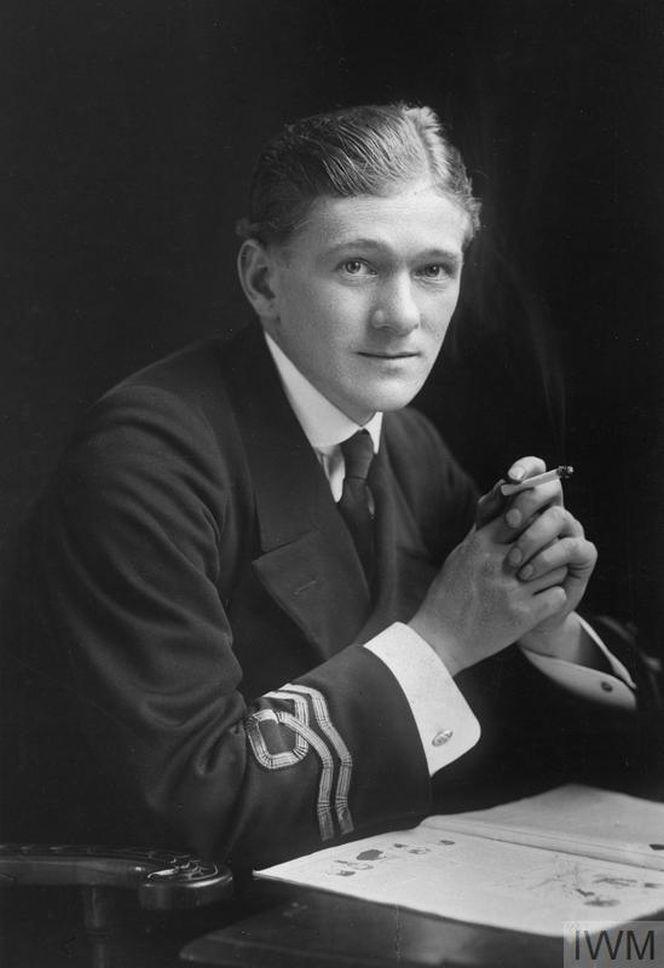 Lieutenant Geoffrey Stephen Allfree.