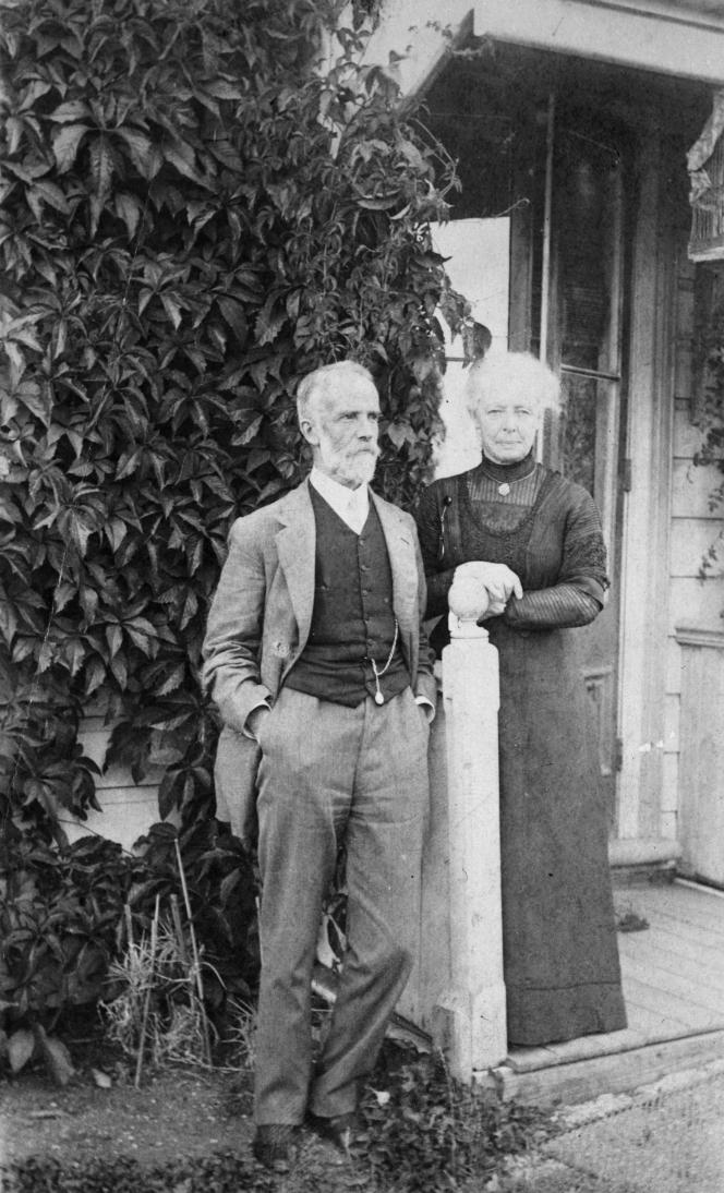 Joseph Cochrane Macky and Mary Birrell Macky.