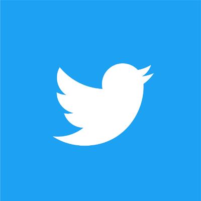 Twitter app logo.