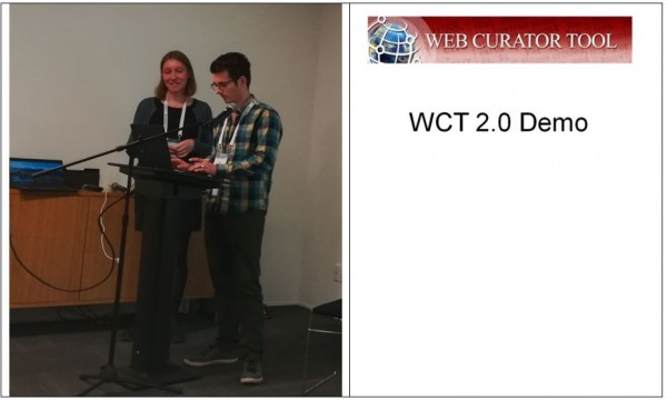 WCT 2.0 Demo by Hanna Koppelaar and Ben O'Brien