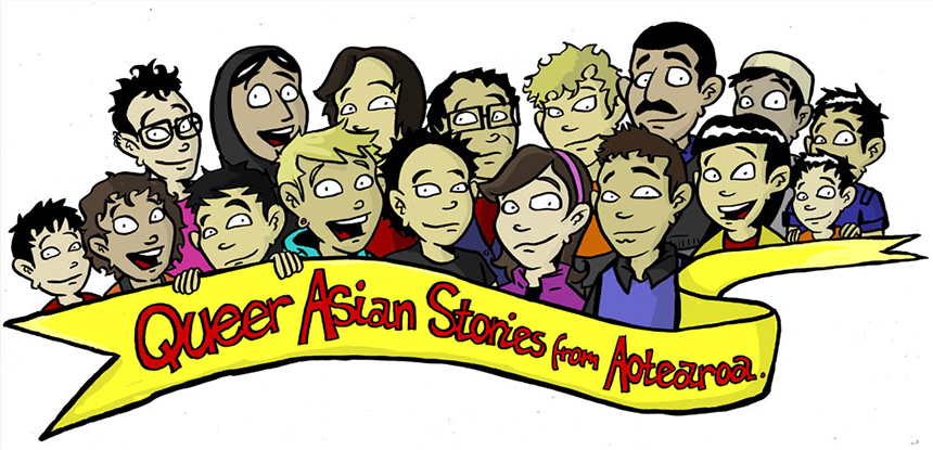 Queer Asian Stories from Aotearoa