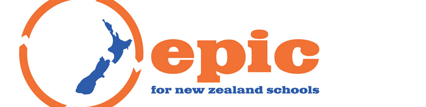EPIC for New Zealand schools.