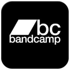 Bandcamp app logo.