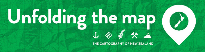 Unfolding the Map, exhibition image