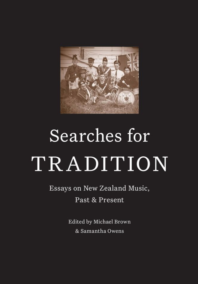 Cover of 'Searches for Tradition'.