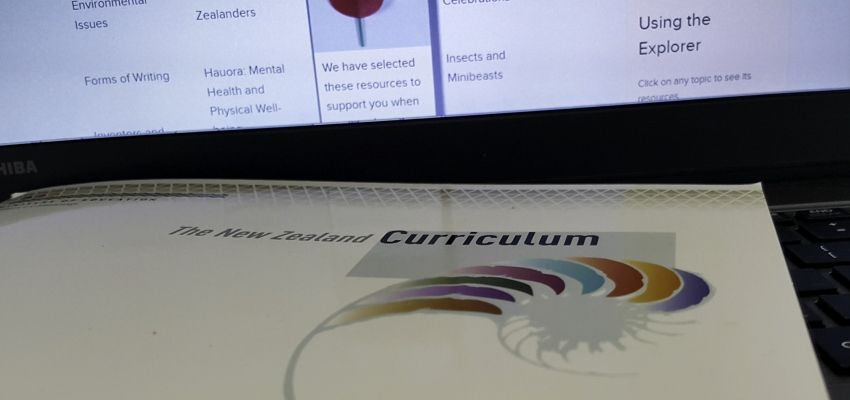 Digital literacy and the NZ Curriculum
