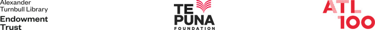 Alexander Turnbull Library Endowment Trust, Te Puna Foundation, ATL100