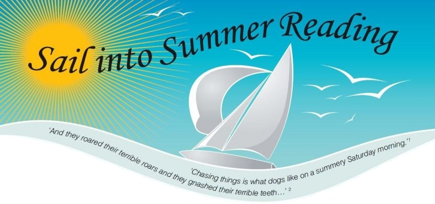 Sail into Summer programme banner
