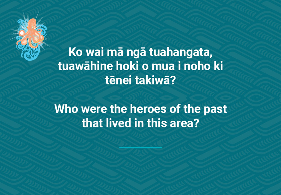 Who were the heroes of the past that lived in this area?  [Heroes](/files/schools/hm67-heroes-english.mp3)