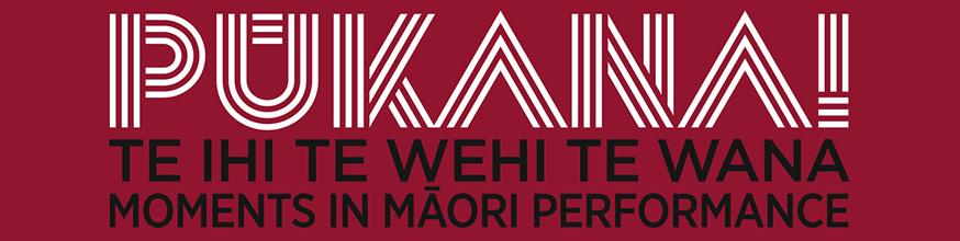 Pūkana, te ihi te wehi te wana, moments in Māori performance