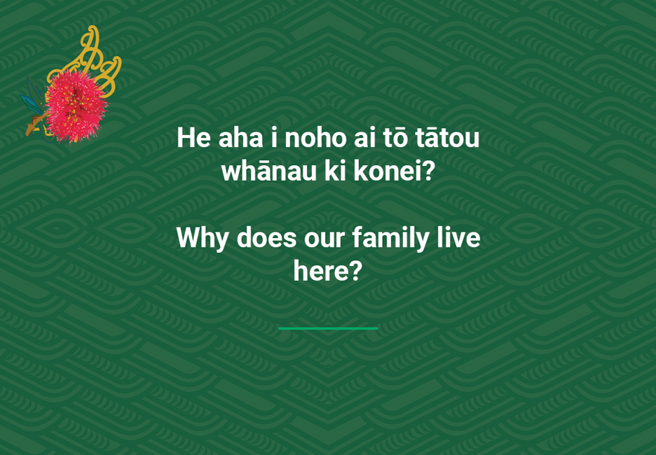 Why does our family live here?  [Why we live here](/files/schools/hm37-why-we-live-here-english.mp3)