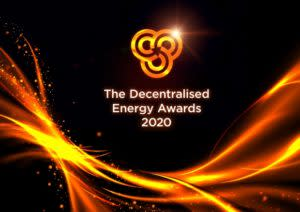 The decentralised Energy Awards 2020