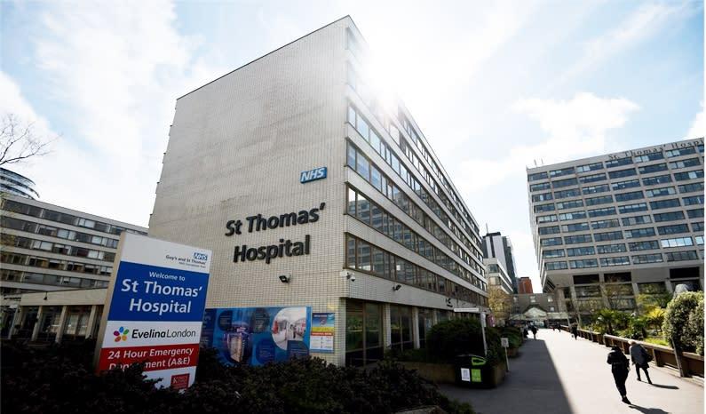 St Thomas hospital