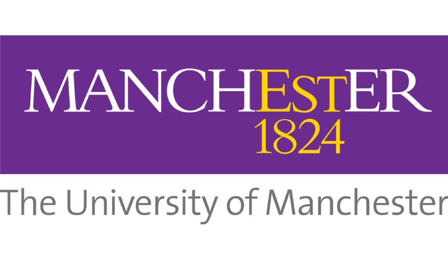 The University of Manchester 1824 logo